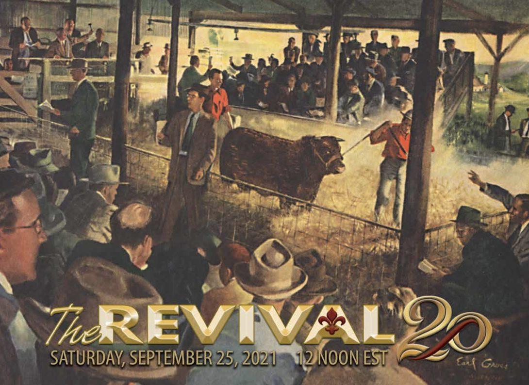 the revival 2021 sale catalog